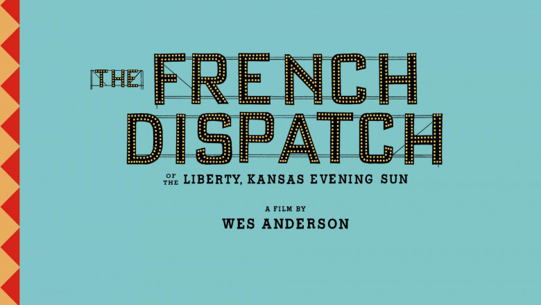 French Dispatch of the Liberty, Kansas Evening Sun, The