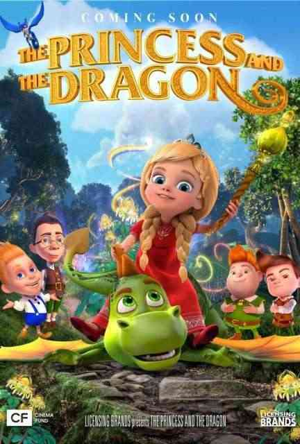 Princess and the Dragon, The