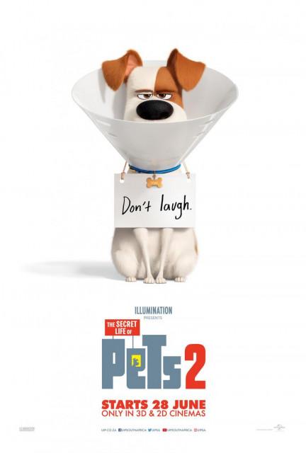 Secret Life of Pets 2, The